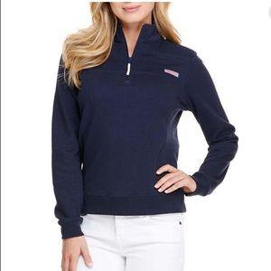 Vineyard Vines Womens Small Navy Shep Shirt
